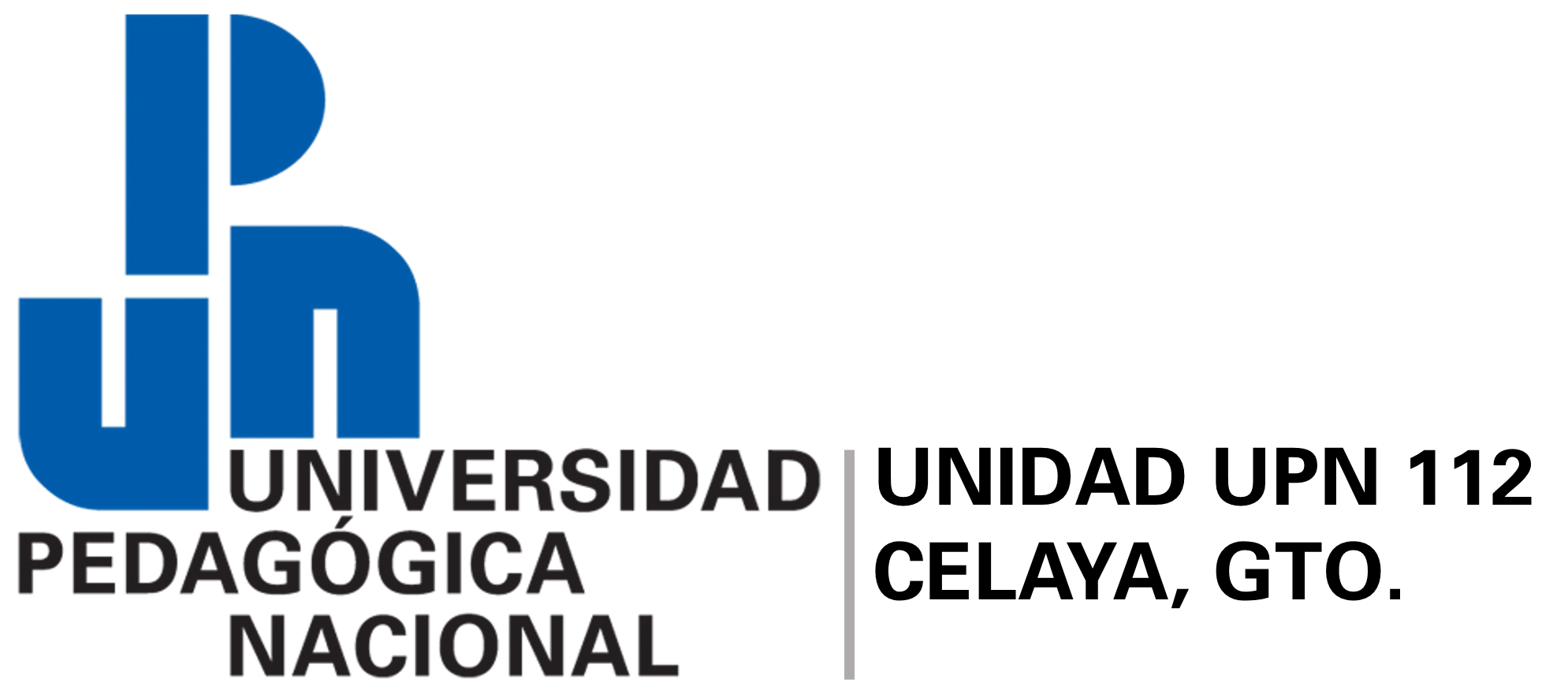 UNIVERSIDAD PEDAGÓGICA NACIONAL 112